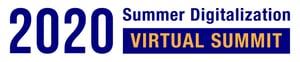 2020 Summer Digitalization Virtual Summit Logo